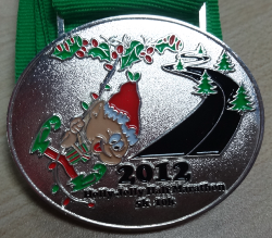 Holly Jolly Medal